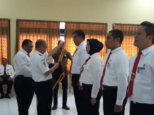 ASN Dishub Kabupaten Malang keluar sebagai lulusan terbaik dalam Diklat PPNS LLAJ Kementerian Perhubungan 2019 se-Indonesia (Dishub for MalangTimes)