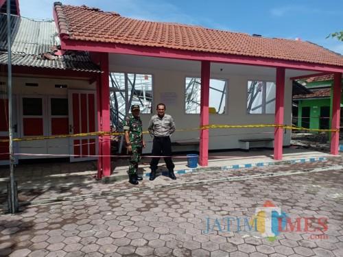 Belum Serah Terima, Bangunan SD di Jombang Ambruk Pasca Dibangun