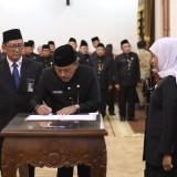 Gubernur Khofifah Mutasi 20 Pejabat Pemprov Jatim