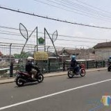 Meski Perbaikan, Jembatan Muharto Masih Bisa Dilewati Separo Hari