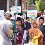 700 Peserta Ikuti Festival Anak Saleh yang Digelar Pemkot Kediri