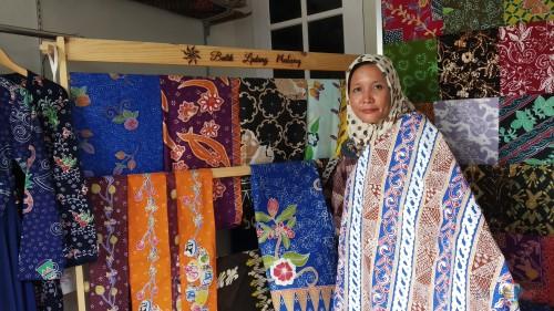 Pesona Batik Tulis Malang, Padukan Gaya Kekinian dan Eksistensi Budaya