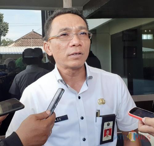 Kepala BP2D Kota Malang Ade Herawanto (Arifina Cahyanti Firdausi/MalangTIMES)