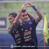 Tutup Laga Kandang Musim 2019, Arema FC Raih 3 Poin