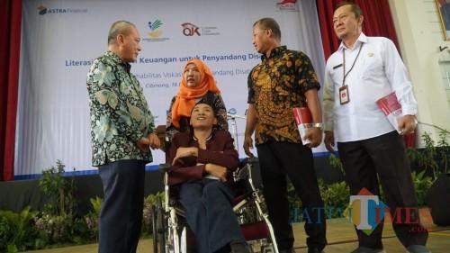 Astra Financial Gelar Literasi dan Inklusi Keuangan bagi Penyandang Disabilitas