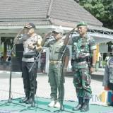Bupati Lumajang : Warga Boleh Bantu Keamanan Pilkades, Tapi Dilarang Bawa Senjata Tajam