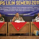 Sebanyak 849 Personel Gabungan Disiagakan, Truk Bermuatan Sound System Saat Perayaan Nataru Bakal Ditilang