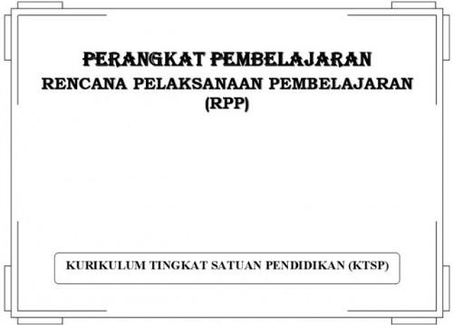Ilustrasi RPP.  (istimewa)