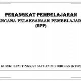 Tak Sekadar Singkat, Begini Penjelasan Soal Kebijakan Penyederhanaan RPP