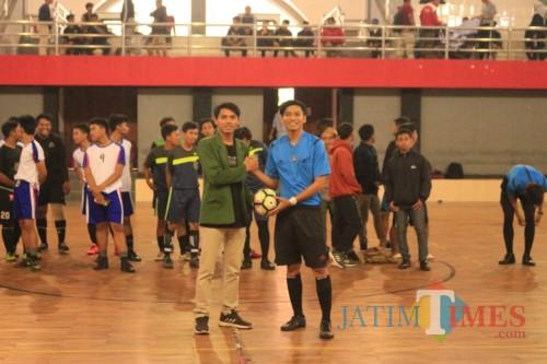 Diikuti 16 Tim, Unisba Blitar Gelar Turnamen Futsal