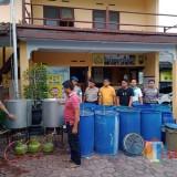 Kabupaten Malang jadi Sasaran Peredaran Miras, Setahun Polres Malang Ungkap Rata-Rata 300 Kasus