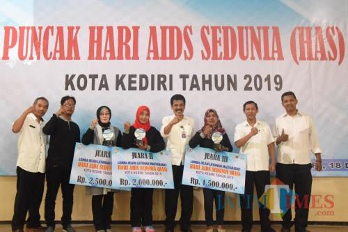 Perlu Sinergi Agar Kota Kediri Terbebas dari HIV/AIDS, saat Ini Tercatat 185 Penderita