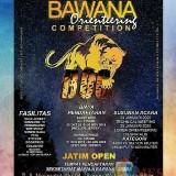 Buruan Daftar, Mapala Unisba Blitar Gelar Bawana Orienteering Competition