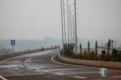 Tol Malang Pandaan (Dokumentasi MalangTIMES).