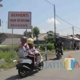 11 Perlintasan Kereta di Kota Malang tanpa Palang Pintu, Warga Diminta Hati-Hati