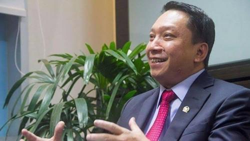 Ketua Pengurus Besar PGRI : Fandi Utomo Mampu Rangkul semua Elemen