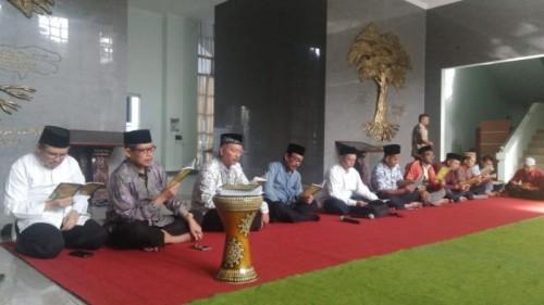 Khotmil Quran UIN Malang. (Foto: istimewa)