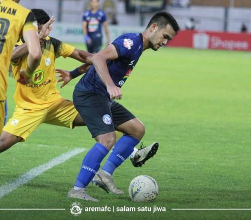 Takluk dari Barito Putera, Arema FC Enggan Cari 'Kambing Hitam'