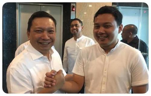Ketua Kartar Surabaya Puji Fandi Utomo Politisi Berpengalaman
