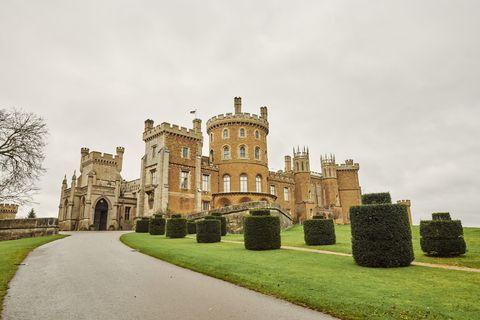 Tarifnya Rp 5,5 Juta Per Malam, di Hotel Ini Pengunjung Bisa Merasakan Tinggal di Kastil Inggris
