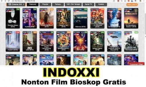 Warganet Ambyar, Pemerintah akan Hapus Situs Film IndoXXI