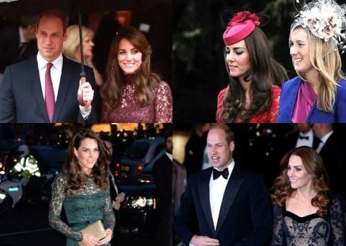 Cantiknya Kate Middleton Berbalut Brokat, Inspirasi Buat Tampil Kece Tutup 2019