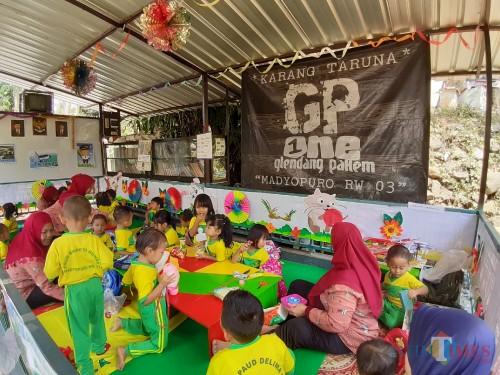 Beragam Inovasi Ini Bawa Taman Posyandu Delima Juara Tingkat Kota Malang
