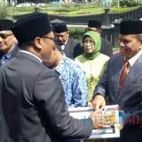 Kado Manis Dipenghujung 2019, Disdag Kota Malang Raih KIP Award 2019