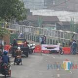 Mundur dari Target, Jembatan Muharto Baru Dibuka Besok