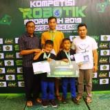 Ikuti Kompetisi Robotik Madrasah 2019, MI Al Ittihad Poncokusumo Raih Juara 3