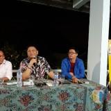 Lakukan Reses, Anggota DPR RI Ridwan Hisjam Bahas Pembangunan Pelabuhan Terbesar Indonesia di JLS