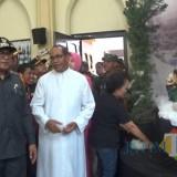 Pastikan Nataru Aman dan Kondusif, Wakil Wali Kota Malang Keliling Pospam