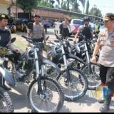 Petakan 12 Kerawanan Nataru, Polres Bondowoso Terjunkan 400 Personel Gabungan