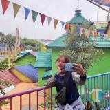 Libur Nataru, Kampung Warna-Warni Malang Jadi Favorit Wisatawan