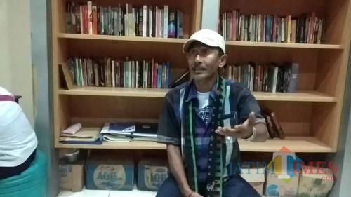 Sejarawan Universitas Negeri Malang, Dwi Cahyono (Dok. MalangTIMES)