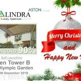 Booth Kalindra di Property Expo MOG Diserbu Investor