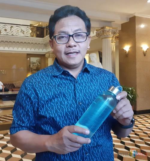 Mulai Hari Ini, ASN Pemkot Malang Tak Boleh Pakai Air Mineral Kemasan