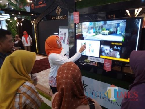 Pameran Properti, PJ Group Ajak Pengunjung Tour Rumah secara Online