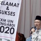 """Ribuan Mahasiswa KKM UIN Malang Berangkat """"Dakwah"""" ke Berbagai Daerah"""