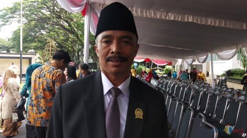 Ketua Komisi C DPRD Kota Malang, Fathol Arifin (Pipit Anggraeni/MalangTIMES).
