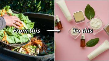 Skincare dan Produk Perawatan Tubuh dari Daur Ulang Sampah Organik, Berani Coba?