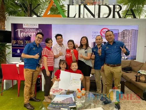 Hari ke-4 Property Expo MOG, Apartemen The Kalindra Tower B Terjual 20 Unit
