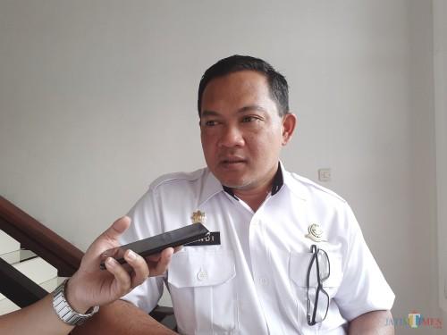Kepala Dishub Kota Malang, Handi Priyanto (Arifina Cahyanti Firdausi/MalangTIMES)