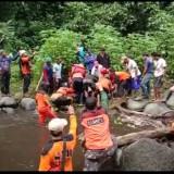 Hari Keempat Pencarian, Korban Coban Cinde Ditemukan Nyangkut di Batang Bambu
