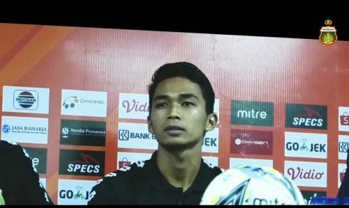 Bagas Adi Nugroho (official Bhayangkara FC)