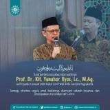 Ketua PP Muhammadiyah Yunahar Ilyas Meninggal, Begini Sosoknya di Mata Menko PMK dan Kawan Terdekat