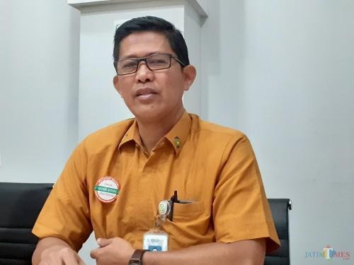 PPS Kepala BPJS Kesehatan Cabang Malang, Chandra Jaya (Arifina Cahyanti Firdausi/MalangTIMES)