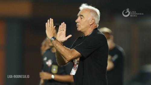 Pelatih Arema FC, Mario Gomez (Liga Indonesia)