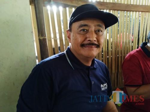 Optimis Dapat Rekom, Tatang Suhartono Harap Partai Pengusung Pilih Dua Nama Calon Wabup