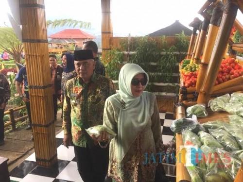 Produk mamin di lokasi wisata wajib berizin, aman dan sehat untuk menguatkan sektor pariwisata di Kabupaten Malang. (Foto: Dok MalangTimes)